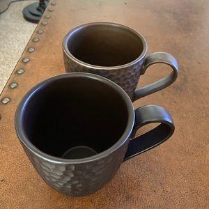 Starbucks Chocolate 12oz Coffee Mugs